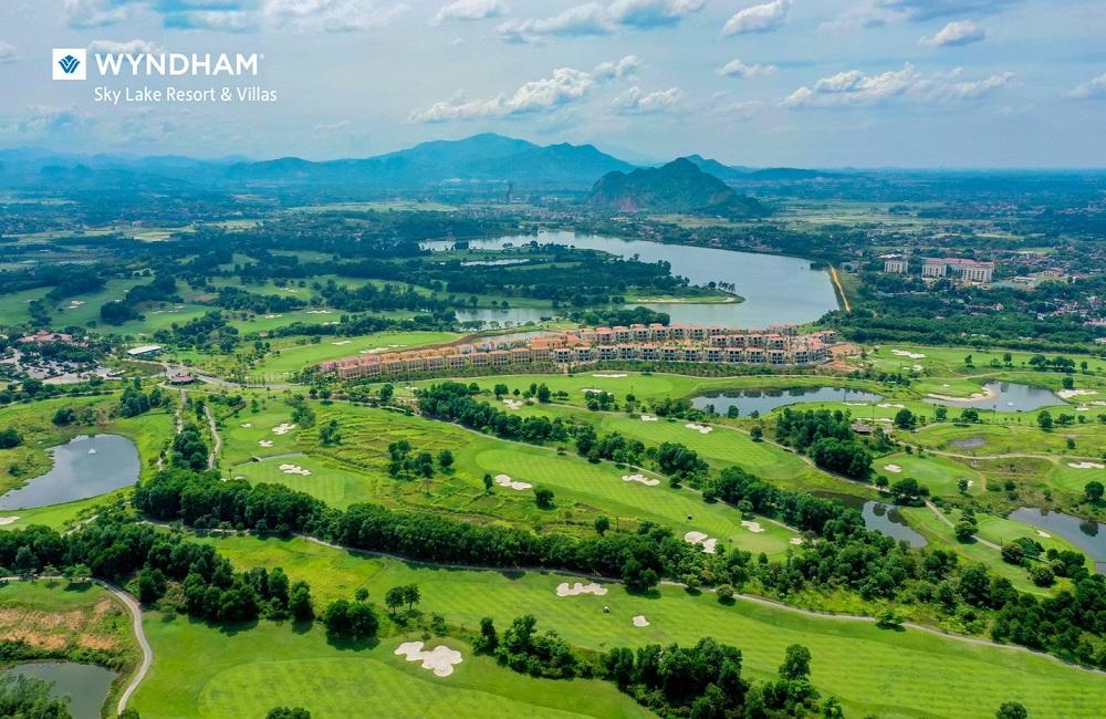 tit Sống giao hòa giữa thiên nhiên với những căn biệt thự ven đô Wyndham Sky Lake
