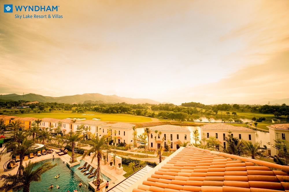 tit 3 yếu tố khiến Wyndham Sky Lake Resort & Villas trở thành tâm điểm đầu tư