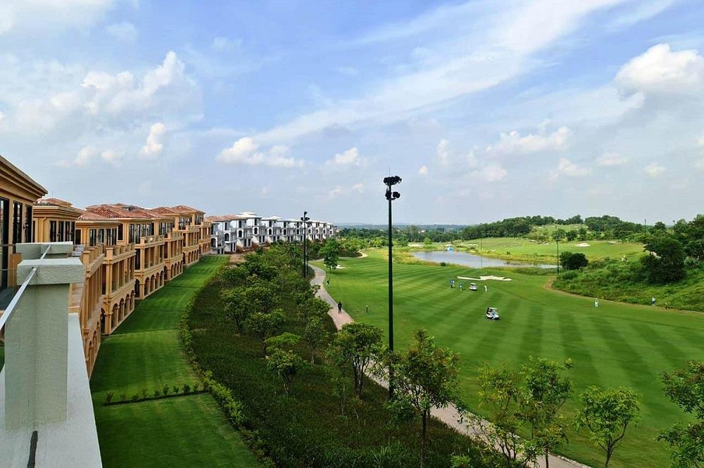 tit Biệt thự Wyndham Sky Lake đẳng cấp bên cạnh sân Golf 5 sao