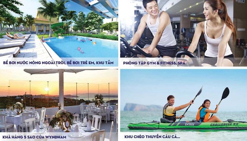 tit Điểm nhấn tạo nên dấu ấn đẳng cấp tại Wyndham Sky Lake Resort & Villas