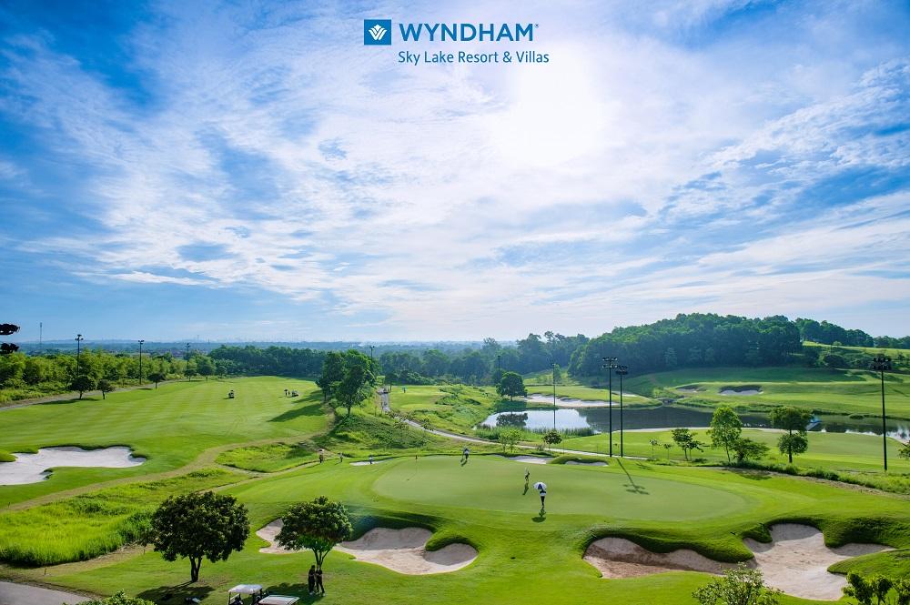 tit Sky Lake Sân golf giàu tính thử thách nhất Việt Nam