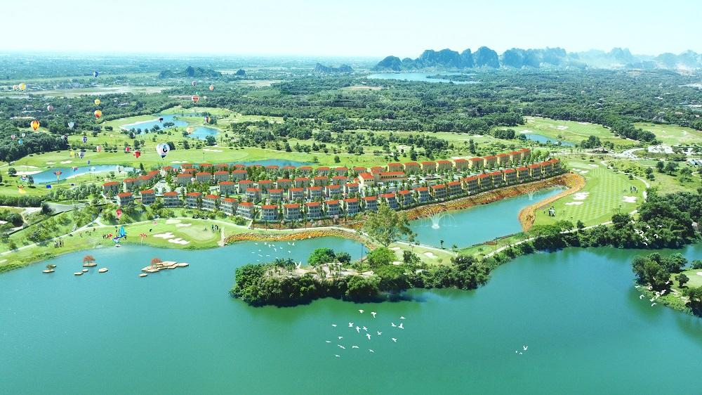 tit Tìm hiểu về phong thủy tại Wyndham Sky Lake Resort & Villas