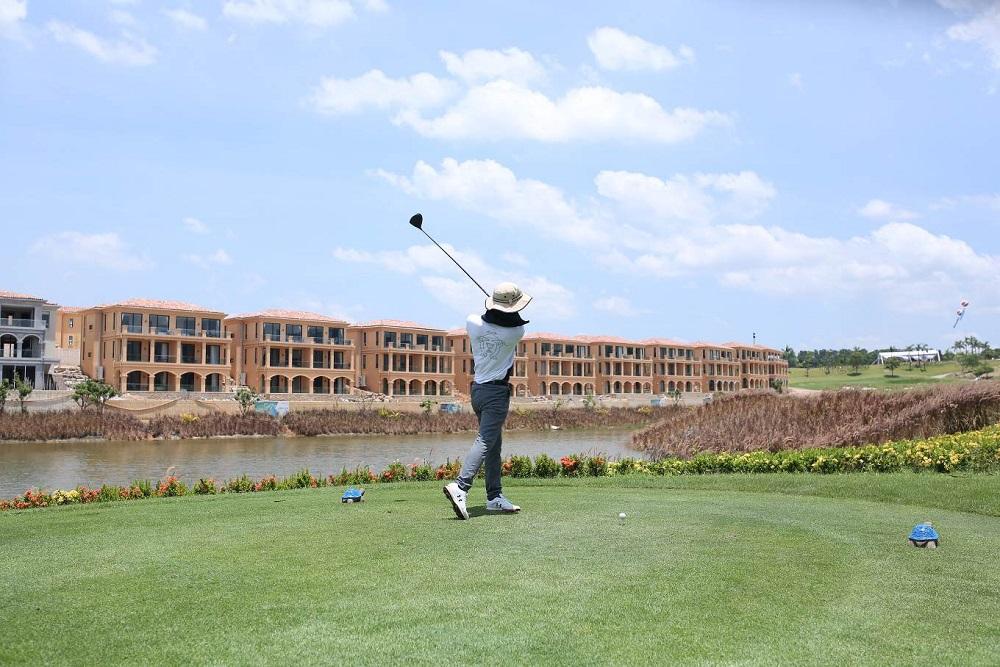 tit Wyndham Sky Lake được nâng tầm đẳng cấp dưới bàn tay của DK ENC Việt Nam
