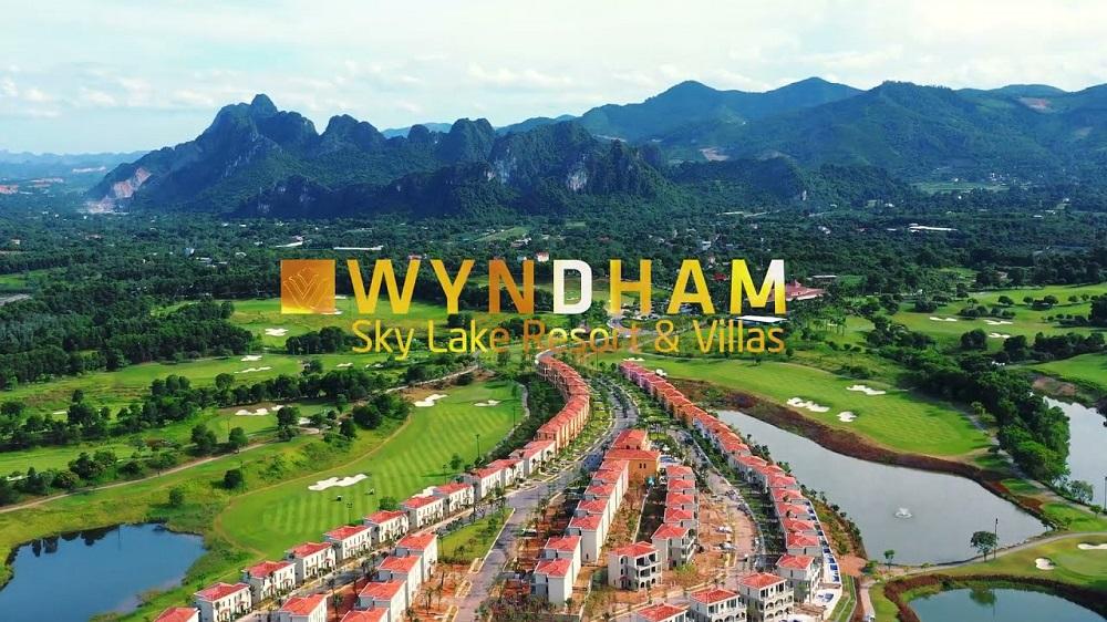 tit Wyndham Sky Lake - Kiến tạo chuẩn mực sống mới phía Tây Nam thủ phủ
