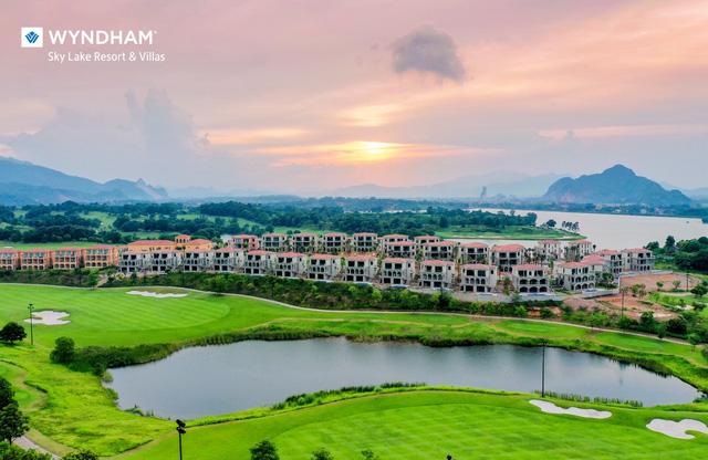 tit Xu hướng Staycation được hình thành ngay tại Wynham Sky Lake Resort & Villas