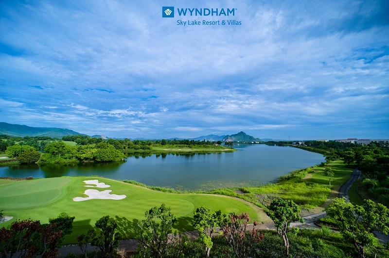 tit Hồ Văn Sơn - Nét chấm phá riêng biệt tại Wyndham Sky Lake Resort & Villas