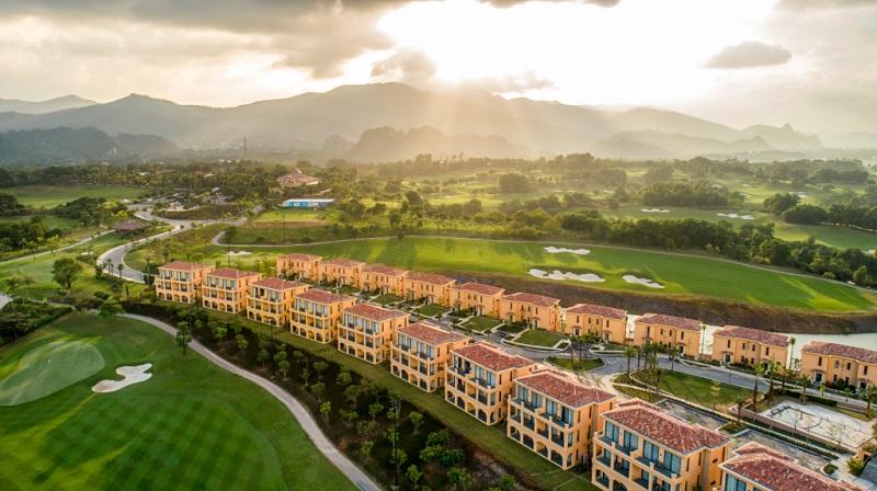 tit Những lợi thế ngàn vang khó mua của biệt thự Wyndham Sky Lake Resort & Villas
